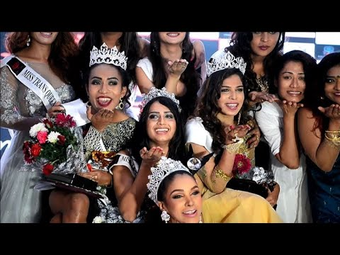 India holds Miss Transqueen 2017 beauty pageant