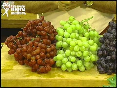 California Table Grapes