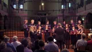 Bragi a-capellakoor met motetten van Lasso, Schütz en Schein