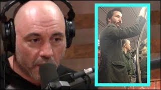 Joe Rogan - Keanu Reeves is a Regular Guy!