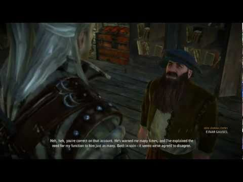 23. Let's Play The Witcher 2: Assassins of Kings - Little Shop of Dreams