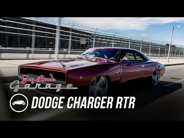 1968 Dodge Charger RTR – Jay Leno's Garage