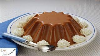 Желе молочное с шоколадом