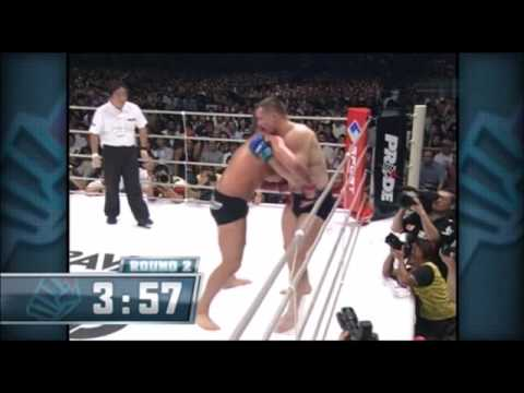 FEDOR EMELIANENKO vs
