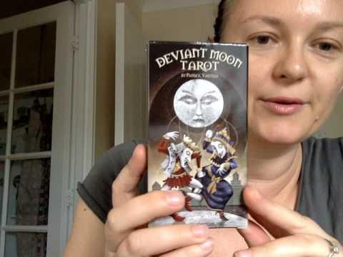 Four Impromptu Tarot Cards Unboxings Video. Such fun! :)