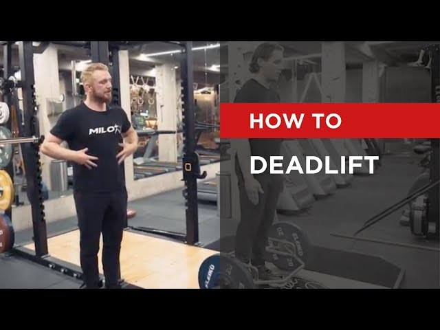 HOW TO: Deadlift