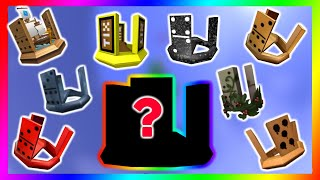 WHAT IS THE RAREST DOMINO CROWN OF ROBLOX?