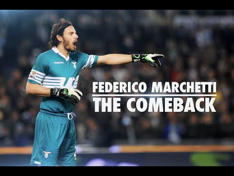 "Federico Marchetti: ""The Comeback"" - Best  Saves 2014/15 - HD"