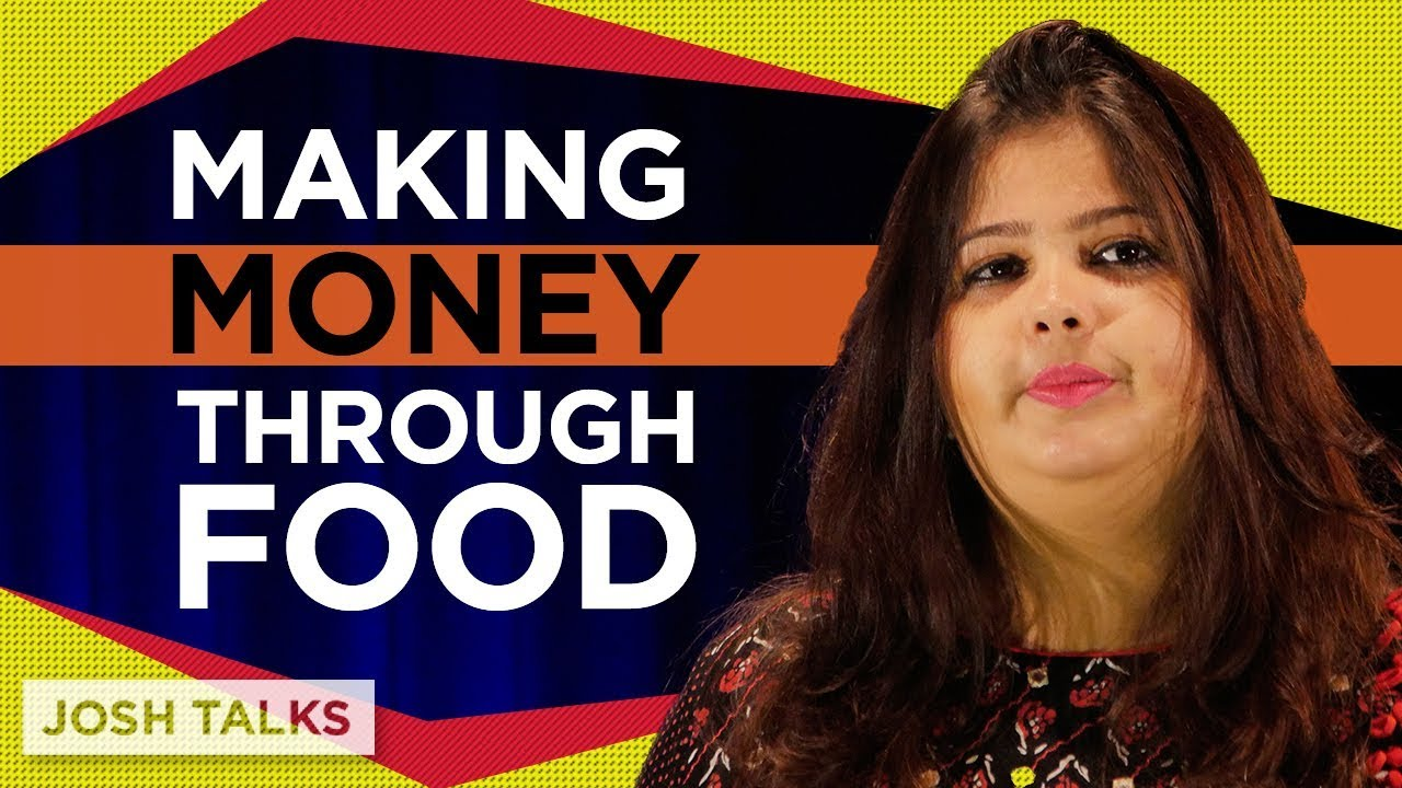 How My Love For Food Turned Into A Career | Devashree Sanghvi | The Crazy Indian Foodie