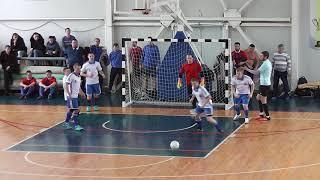 """Футбол """"Горная""""11:0 """"Красина"""" - Полная версия"""