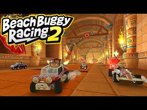 Beach Buggy Racing 2 - All Maps Show - Comming Soon!!