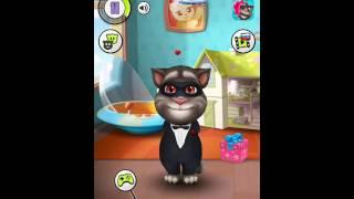 играем в Мой говорящий кот Том и Subway Surf