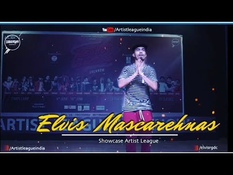 ▶︎ ELVIS MASCAREHNES ★ ARTIST LEAGUE LUCKNOW ★ ARTIST LEAGUE INDIA