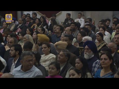 Civil Investiture Ceremony (Part - I) – Live from Rashtrapati Bhawan, New Delhi