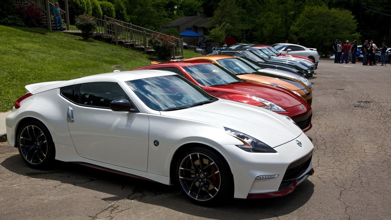 The Next Special One Nissan 370z Nismo Tech 2017