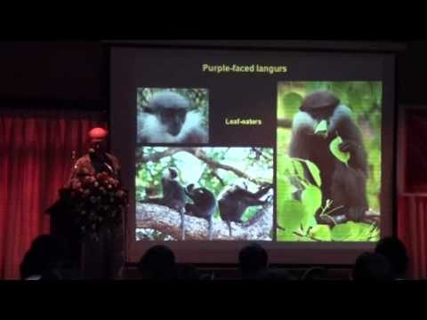 Primate Beahaviour, Ecology and Conservation - Dr. W. Dittus - SSP 2012