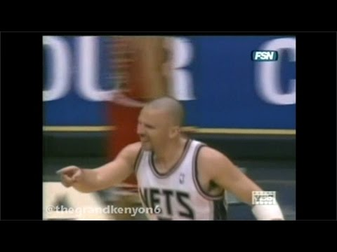 2004/05 regular season mid-late March Nets highlights (NBA Action)