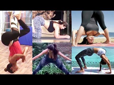 Shilpa Shetty Hot Yoga Performance Videos 2019 thumbnail