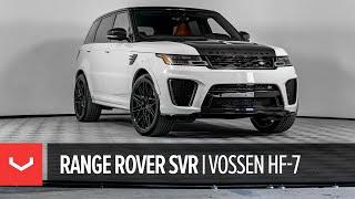 Land Rover Range Rover SVR   Vossen Hybrid Forged HF-7