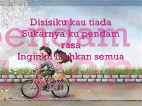bila rindu (with lyric)