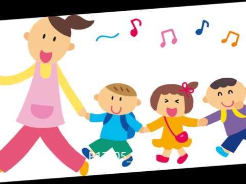 Cancion infantil - Un saludo con alegria