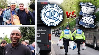QPR 3-1 BIRMINGHAM CITY 28/04/2018 | It goes to the final day...