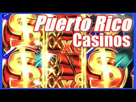 Playing Slots In Puerto Rico! Live Slot Bonus Wins At Casino Metro In San Juan | Slot Traveler