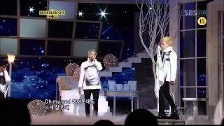 Copyrightⓒ2011 SBS Contents Hub Co.,Ltd. & YG Entertainment Co.,Ltd...