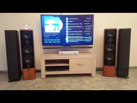 Canton Ergo 90 DC sound test 8