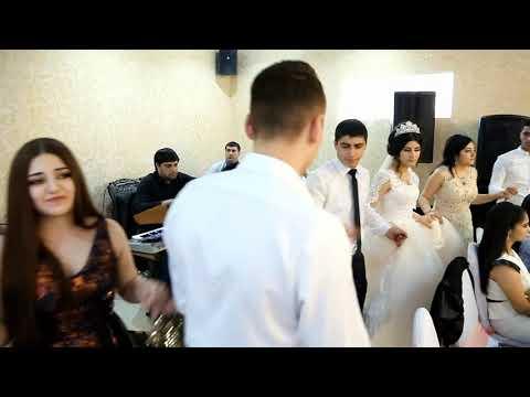 Zorik & Zina 4 Part Ezdi Wedding Sibay 2019 езидская свадьба, супер гованд