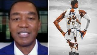 "Isiah Thomas ""insists"" It's over for Miami Heat, Lakers will finish them in Game 5"