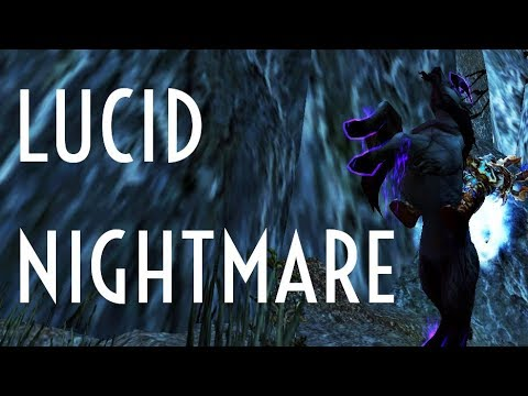 WoW Guide - Lucid Nightmare - Maze Explained!