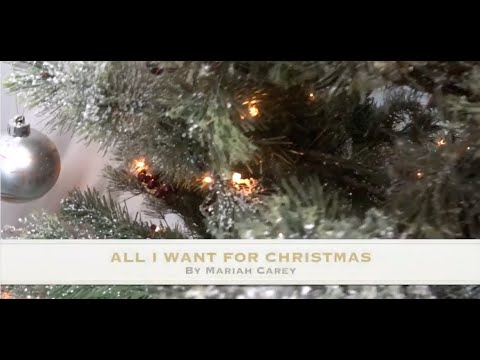 Clarendon School All I want for Christmas is you with Makaton signing TAKE 2!