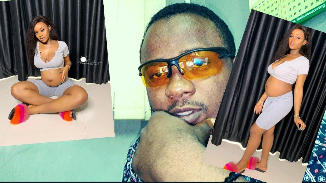 Chioma Finally Talks About Davido & Pregnancy   Vector and MI Abaga Beef