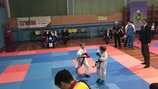 Чемпионат области каратэ  8-9 лет  -30 кг БОРИСОВ 25.11.17 IMG 82341