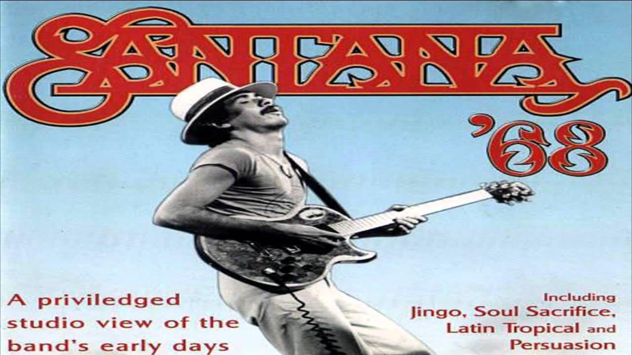 Carlos Santana 1968