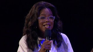 Oprah Debuts 'A Wrinkle in Time' Trailer at Disney's D23 Convention: 'Everybody Here Gets a Poster'
