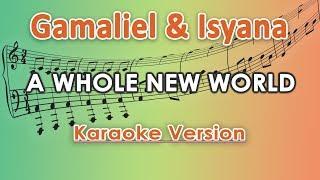 GamalielIsyana Sarasvati A Whole New World by regis
