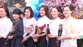 KỀM NGHĨA VINH DANH NỮ LAO ĐỘNG GIỎI & XUẤT SẮC mừng quốc tế phụ nữ 2019