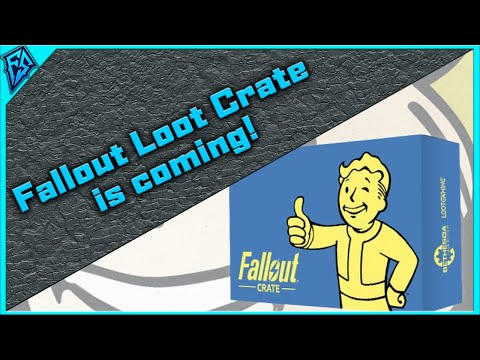 Fallout Loot Crate is Coming! | The Fatal Run down