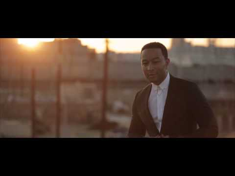Behind the Scenes with John Legend