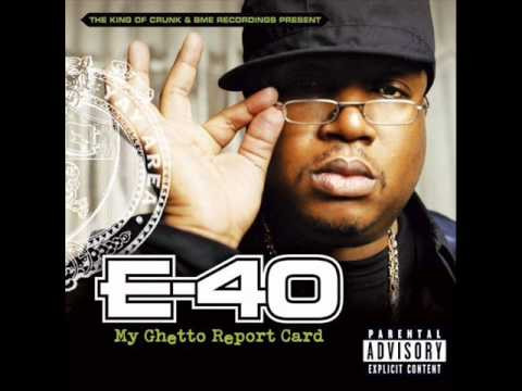 Sliding Down the Pole is listed (or ranked) 9 on the list The Best E-40 Songs