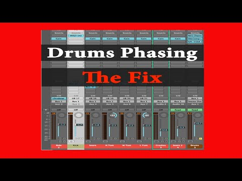 Drums Phase - The Fix | Theo Nt | theont.com