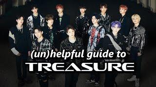 Download [1/2] (un)helpful guide to TREASURE