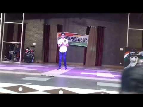 Vande matram dance performance ABCD2 - crazy aryan