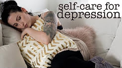 FREE Self-Care Tips for People with Depression