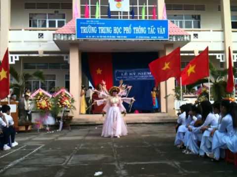 Đất Vệt - Tiếng vọng ngàn đời 12C6 Trường THPT Tác Vân 2011