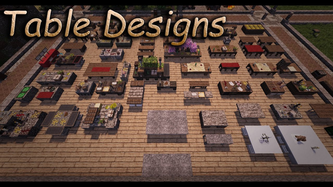 Image Gallery Minecraft Table : maxresdefault from keywordsuggest.org size 1920 x 1017 jpeg 527kB