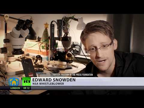 Welcome to Haven: Snowden launches spy-blocking smartphone app