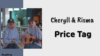 Gambar cover JESSIE J - PRICE TAG (COVER & LYRICS CHERYLL, RISMA) Lyrics